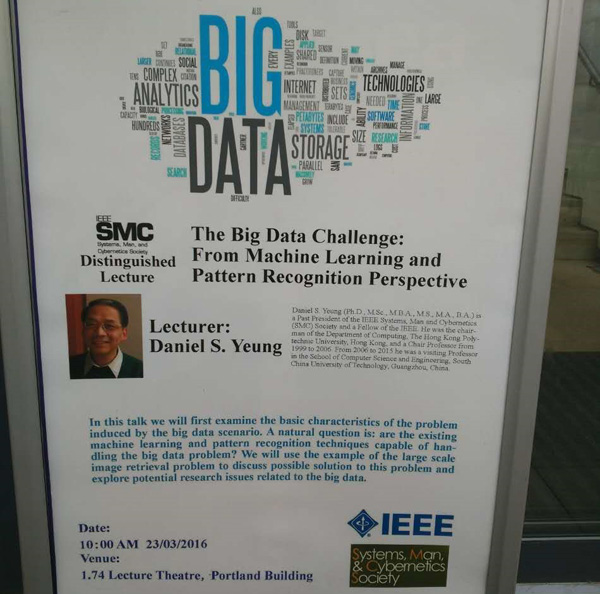 The Big Data Challenge: From Machine Learning and Pattern Recognition Perspective